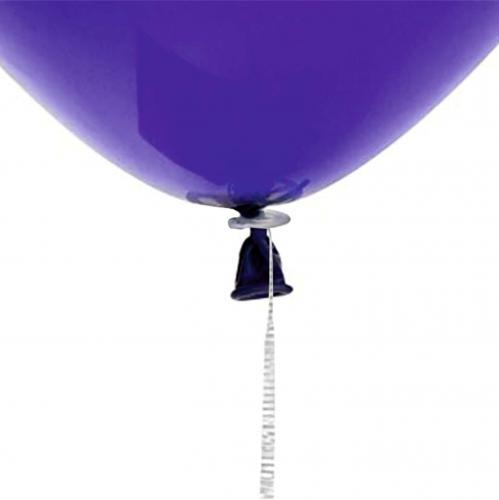 Wstążki do balonów napełnionych helem Różnokolorowy