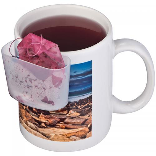 Pojemnik na herbatę EL SALTO Przeźroczysty