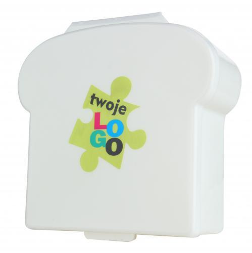 Pudełko plastikowe TILBURY Biały