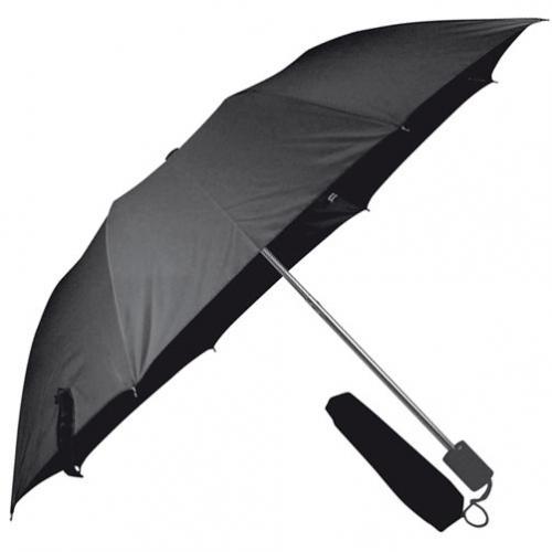 Parasolka manualna LILLE Czarny