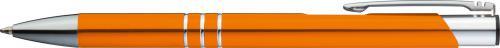 Długopis metalowy ASCOT Pomarańcz