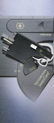 SwissCard Classic Wielokolorowy