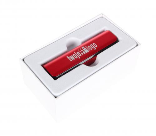 Power bank (zewnętrzny akumulatorek) Czerwony