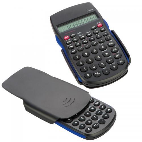Kalkulator naukowy NEW HAVEN Czarny