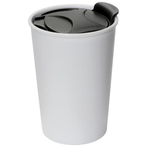 Kubek plastikowy INSTANBUL Biały
