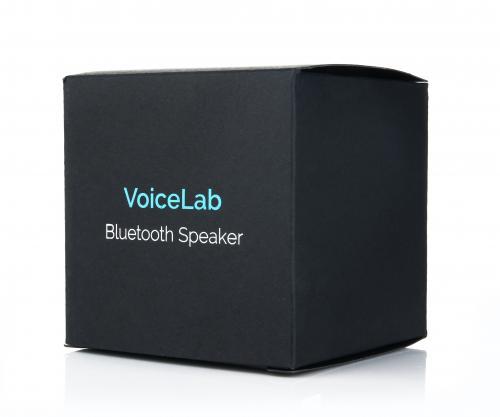 Aluminiowy głośnik Bluetooth Złoty