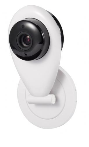 Bezprzewodowa mini kamera Wi-Fi Biały