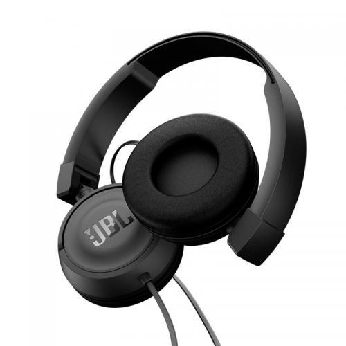 Słuchawki JBL T450 (słuchawki przewodowe) Czarny