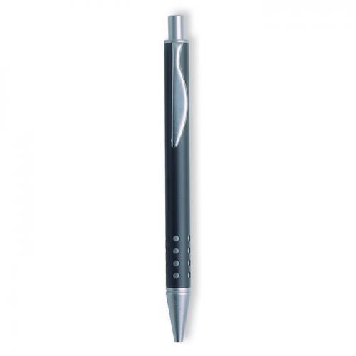 Automatyczny metalowy długopis czarny