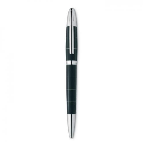 Długopis ze wzorem siateczki czarny