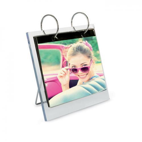 Obrotowa ramka foto przezroczysty