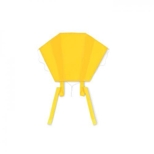 Latawiec w etui żółty