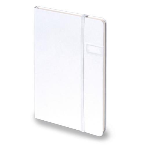 Notatnik, pamięć USB 8GB biały