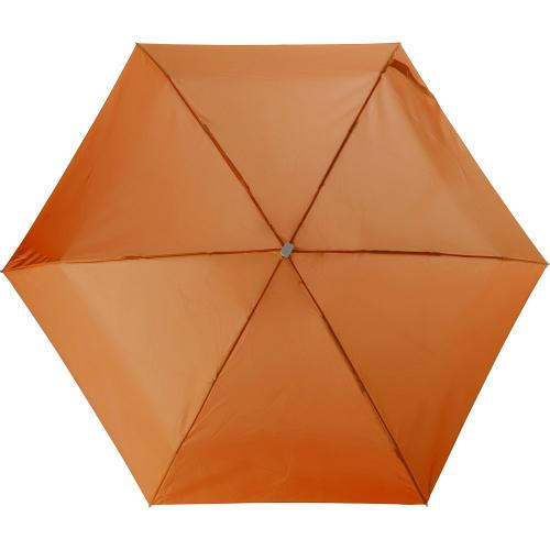 Parasol składany pomarańczowy
