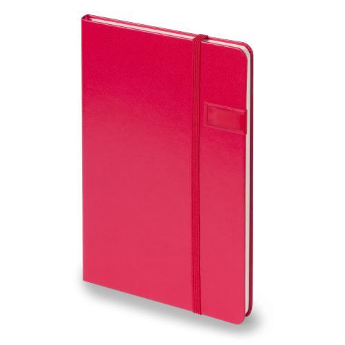 Notatnik, pamięć USB 8GB czerwony