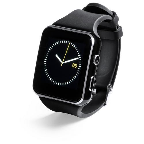 Monitor aktywności, bezprzewodowy zegarek wielofunkcyjny Antonio Miro czarny