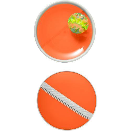 Gra plażowa pomarańczowy