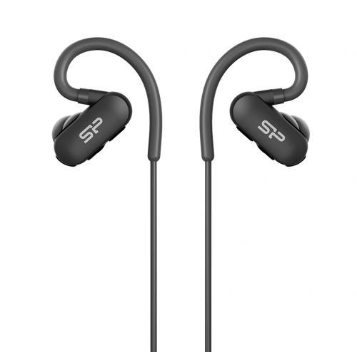 Bezprzewodowe słuchawki Silicon Power BP51 Czarny
