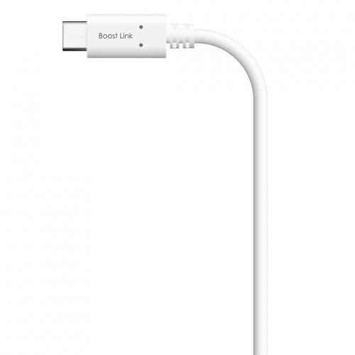Kabel do transferu danych LK10 Typ - C Quick Charge 3.0 biały