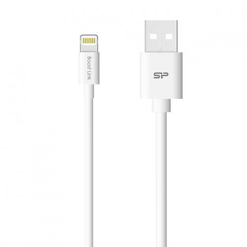 Kabel do transferu danych LK10 Lightning Quick Charge 3.0 biały