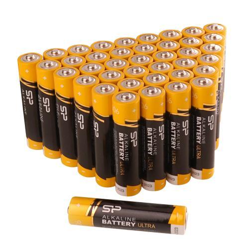 Bateria alkaliczna AAA Ultra (POJEDYNCZA SZTUKA) czarny