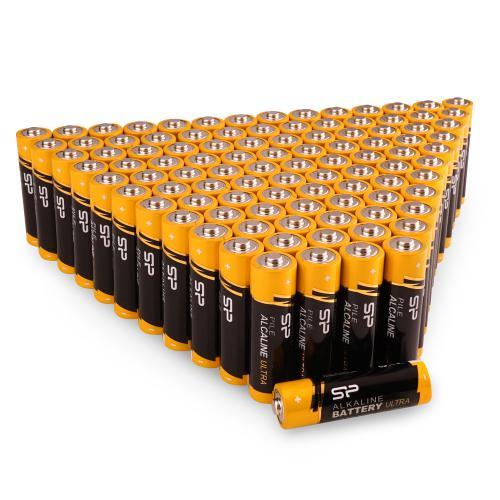 Bateria alkaliczna AA Ultra (POJEDYNCZA SZTUKA) czarny