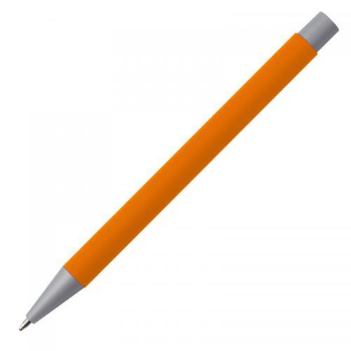 Długopis metalowy ABU DHABI pomarańczowy