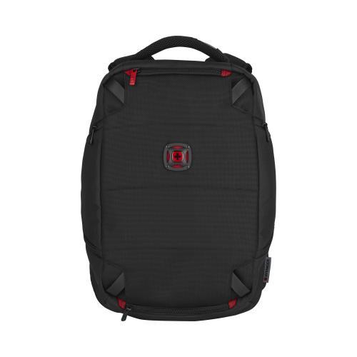 Konfigurowalny plecak na laptop i sprzęt Wenger TECHPACK 14` czarny