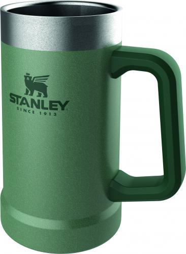 Kufel Stanley ADVENTURE BIG GRIP BEER STEIN 0,7 L zielony