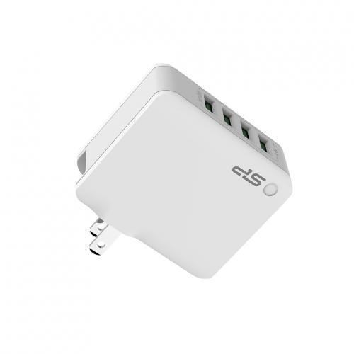 Ładowarka sieciowa Silicon Power Boost Charger (Global) WC104P biały
