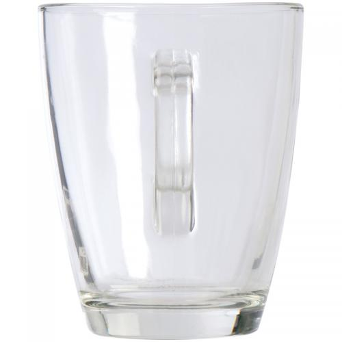 Kubek szklany CATTOLICA przeźroczysty