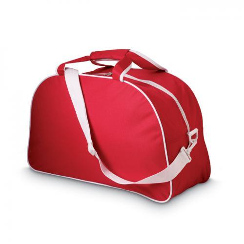 Sportowa torba, polyester 600D czerwony