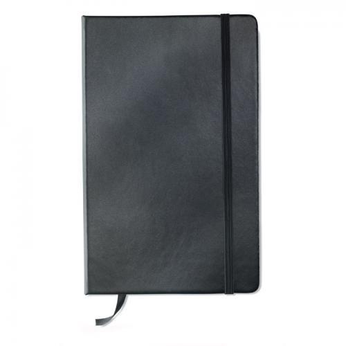 Notes A5, 96 kartek czarny