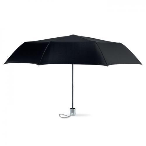 Mini parasolka w etui czarny