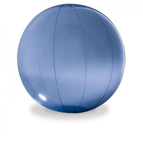 Piłka plażowa z PVC granatowy