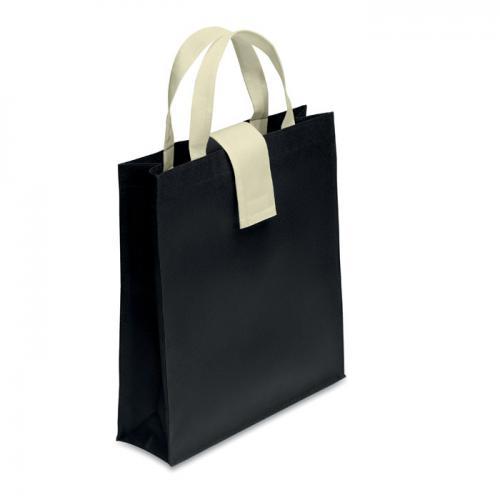 Składana torba na zakupy czarny