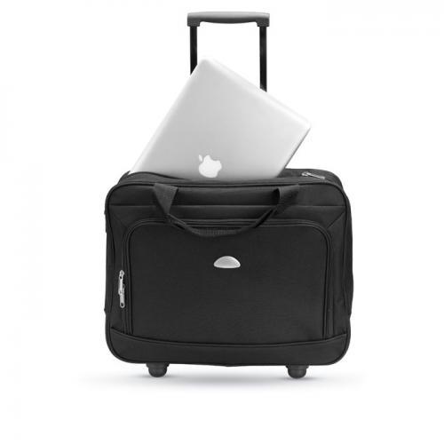 Biznesowa torba podróżna czarny