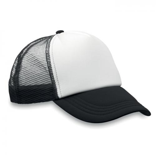 Czapka -bejsbolówka czarny