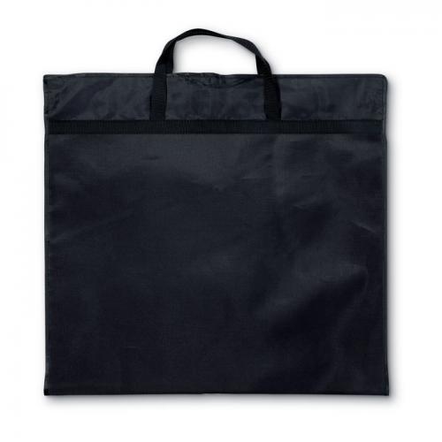 Pokrowiec na ubranie czarny