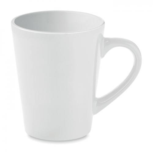 Kubek ceramiczny 180ml biały