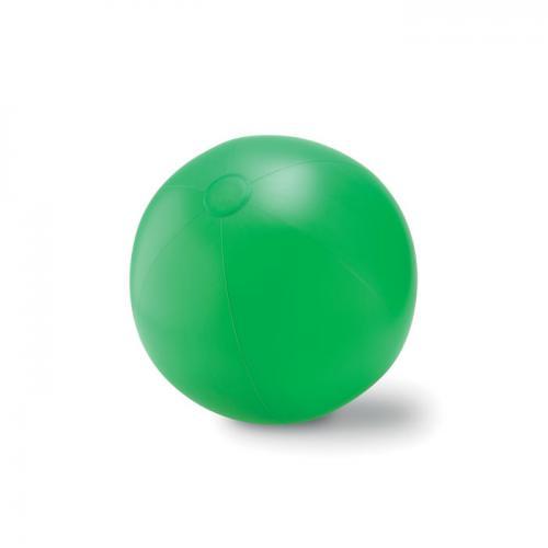 Duża piłka plażowa zielony