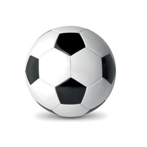 Piłka nożna biały/czarny