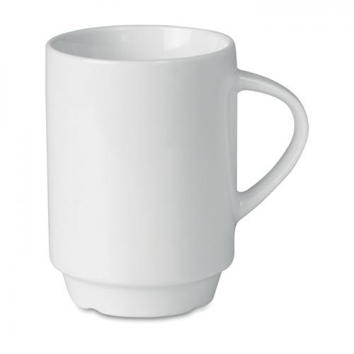 Kubek porcelanowy 200ml biały