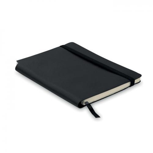 Notatnik A5 czarny
