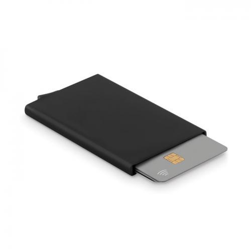 Etui RFID czarny