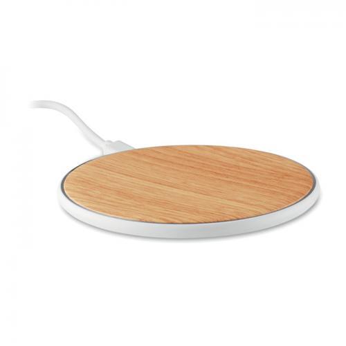Ładowarka bezprzewodowa biały