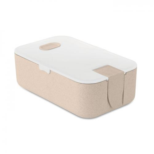 Lunchbox biały