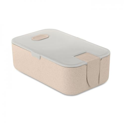 Lunchbox szary