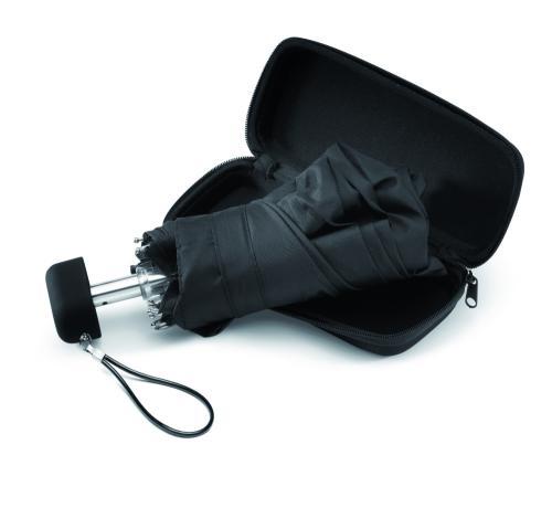Kieszonkowa mini parasolka czarny