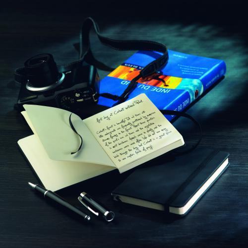 Notatnik 96 kartek czarny